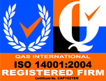 ISO 14001 Accredited - Environment